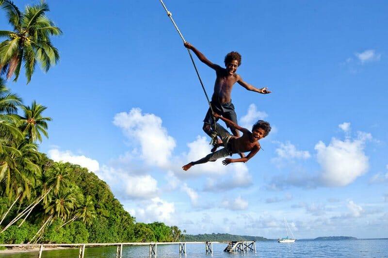 Solomon Islands Family Holidays